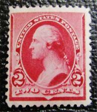 nystamps US Stamp # 220 Mint OG H $20