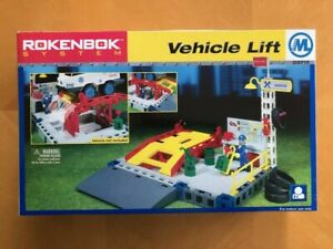 Rokenbok Vehicle Lift (03715) - New in Factory Sealed Box