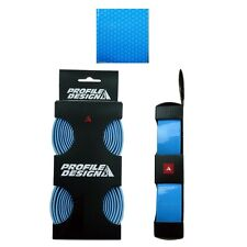 Profile Design DriVe Bicycle Bar Wrap Blue-Road Bar Tape -New