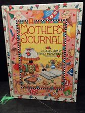 Mary Engelbreit Journal Book Mothers Collection of Family Memories Hardcover