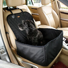 Car Seat Cover 2 in1 Waterproof Dog Cat Pet Protector Mat Auto Oxford cushion