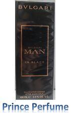 BULGARI MAN IN BLACK AFTER SHAVE BALM - 100 ml
