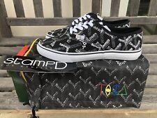 Tisa Ti$a Stampd LA The G2 Black Go Hard Taz Arnold SLATI$A1003 Sz 9 Vans Mens