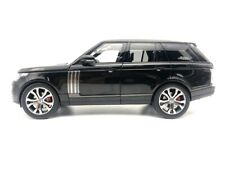 Range Rover Sv Autobiography Dynamic Black 2017 LCD MODELS 1:18 LCD18001BL
