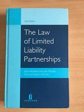 The Law of Limited Liability Partnerships 2nd edition