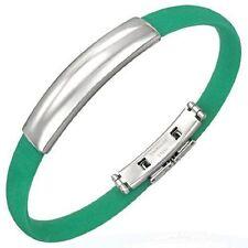 Armbänder für Herren im Schildarmband-Stil aus Edelstahl