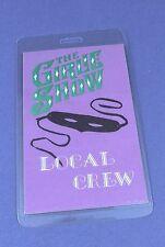 Madonna Original Backstage Crew Pass - The Girlie Show Tour 1993- Unused Stock !
