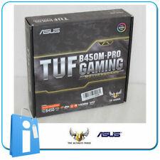 Placa base mATX Ryzen B450 ASUS TUF B450M-PRO GAMING Socket AM4 con Accesorios