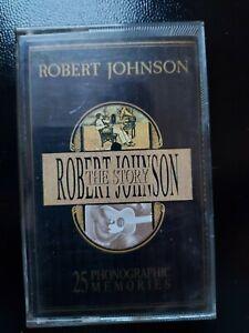 Robert Johnson - The Robert Johnson Story (Cassette Including Outer Case)
