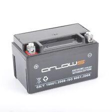 Arlows Gel Batterie ARZ10S wie YTZ10S 12V Akku 8,6Ah Motorradbatterie