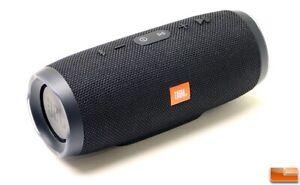 JBL Charge 3 Waterproof Portable Bluetooth Speaker (Black Or Blue)