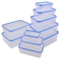 Lebensmittelbehälter für den Kühlschrank mit Kunststoffdeckel Branq Box 0,5 l