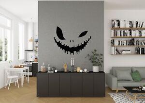 jack o lantern Night Halloween Inspired Design Wall Art Decal Vinyl Sticker