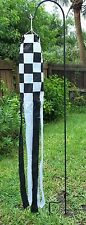 "60"" Checkered Windsock"
