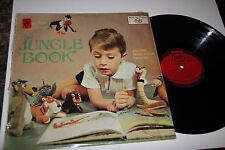 Walt Disney's THE JUNGLE BOOK & Other Disney Animal Songs LP 1967 South Africa