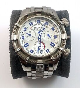 Invicta Men Reserve Bolt Dive Chronograph Watch Model # 11935 ~ Hard to Find!