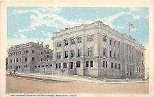 D53/ Trinidad Colorado Co Postcard c1910 Los Animas County Court House