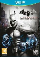 Batman: Arkham City - Armoured Edition (Wii U Game) *VERY GOOD CONDITION*
