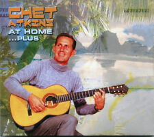 chet atkins - at home plus 9  digipak CD