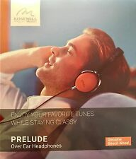 ROSEWILL MUSIC GENUINE PRELUDE OVER THE EAR BEECH WOOD HEADPHONES