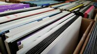 "VINYL RECORDS COLLECTION - HOUSE, ELECTRO, TECHNO, DEEP, D&B 12"" DJ JOB LOT NEW!"
