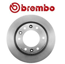Rear Left or Right Brake Disc Rotor Solid 302mm Brembo For Hyundai Kia Sedona