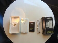 Duracell Powermat White Apple I phone 4/ 4S Case
