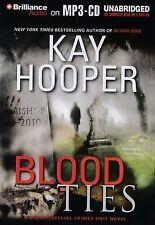 Kay HOOPER / BLOOD TIES    [ Audiobook ]