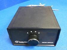 BLACK BOX SWL026A-FFFFF ABCDE SWITCH