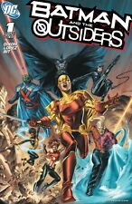 Batman and the Outsiders (2007 - 2011) - Assorted Issues and Prices