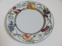 Dansk Umbrian Fruits- Portugal- Fruit on Vines-Bread & Butter Plate(s) -14 Avail