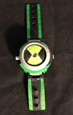 Ben 10 Ultimate OMNITRIX Toy Light Projection Viewer Watch 2008 No Crystal Figs