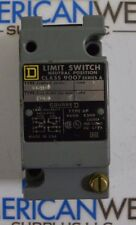Square D 9007-C064 Limit Switch - USED