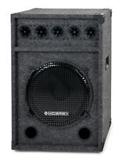 "600W DJ PA Lautsprecher HiFi Party Box 15"" (38cm) Subwoofer Bass 5x3"" Tweeter"
