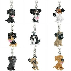 Arora Little Paws Keyring / Bag Charm   Gifts for Dog Lovers / Collectors