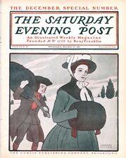 Saturday Evening Post  -  Full Magazine -  No Mailing Label - December 21, 1901