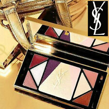 100% AUTHENTIC BEYOND RARE YSL GOLD STAR GLOW SHIMMER HIGHLIGHTER Makeup PALETTE