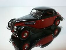 DETAILCARS BMW 327 - BLACK+RED 1:43 - EXCELLENT - 4+5