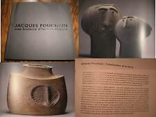 Catalogue céramique JACQUES POUCHAIN : Expo à Dieulefit