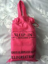 Sleep In Rollers- 20 Rollers +net In A Bag