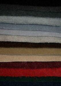 "Auto One Premium Automotive Carpet Upholstery Fabric 80""W 18 Oz. Free Shipping"