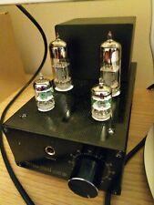 Little Dot Mk2 Tube/Valve Headphone Amplifier + Pre-Amp w/ Rolled Tubes