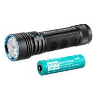 Olight Seeker 2 Pro 3200 Lumen Rechargeable LED Flashlight w/ Battery & Charger