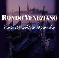 """RONDO VENEZIANO """"EINE NACHT IN VENEDIG"""" CD NEUWARE"""
