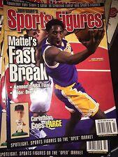 TUFF STUFF'S SPORTS FIGURES Magazine JUNE/JULY 1998 KOBE BRYANT