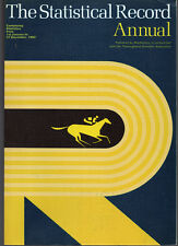 Statistical Record Annual 1982 - horse racing publication