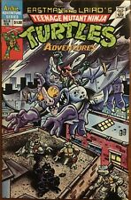 Eastman And Laird's Teenage Mutant Ninja Turtles #8 Archie 1989 TMNT Comic - VF