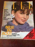 Rivista Magazine Elle France 23 Aout 1982 N.1911 Henry Fonda O.Newton John Loren