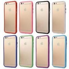 Fundas y carcasas bumperes Para iPhone 6s de silicona/goma para teléfonos móviles y PDAs