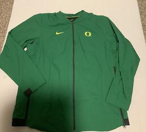 Oregon Ducks Nike Apple Green Jacket Men's Size: 3XL 2018 NWOT